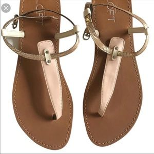 Ann Taylor Loft Sandals